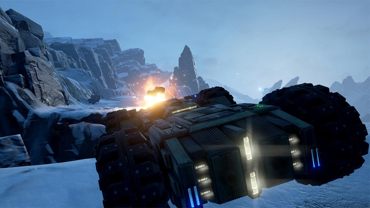 Details for GRIP: Combat Racing\'s Fierce Multiplayer Released ...