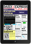 Daily Express Puzzles packshot