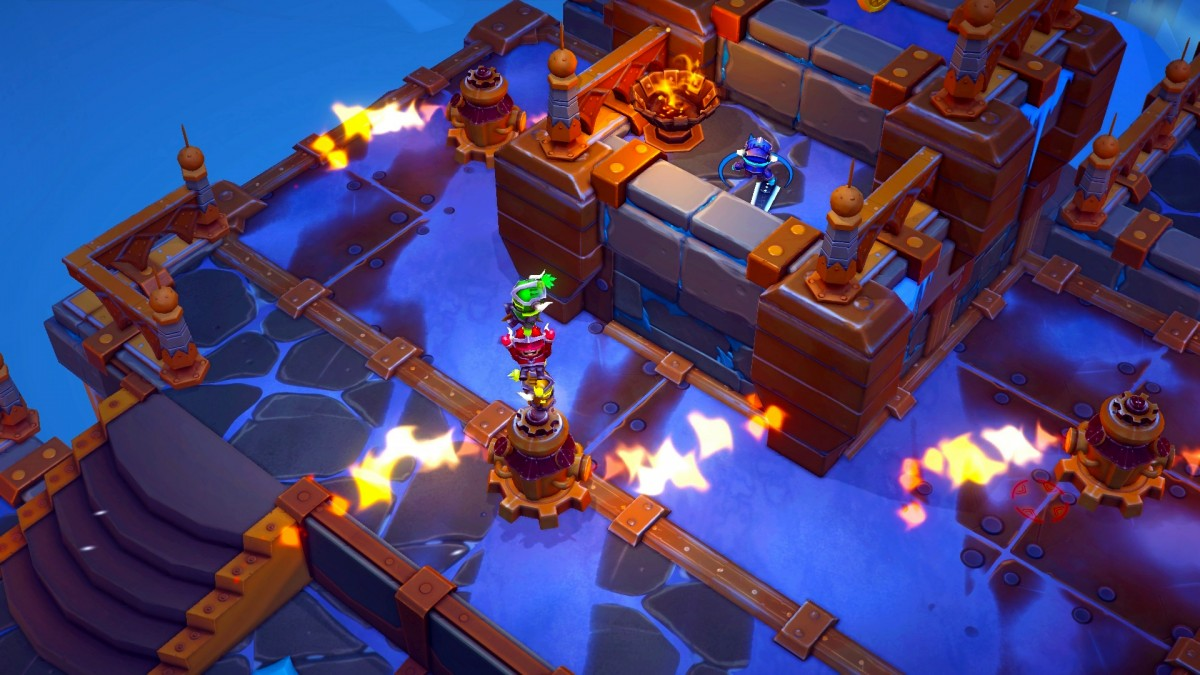 Fesselnd Awesome Super Dungeon Bros Free On Xbox One For Gold Members Wired  Productions With Heim Bro