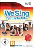 We Sing Deutsche Hits packshot