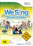 We Sing Down Under packshot
