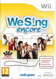 We Sing Encore packshot