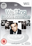 We Sing Robbie Williams packshot
