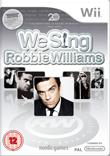We Sing Robbie Williams packshot