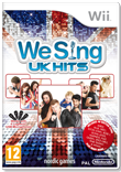 We Sing UK Hits packshot